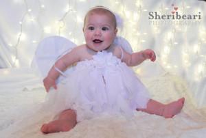 赤ちゃんドレス