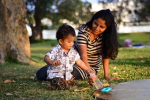 子どもの脳を刺激する話し方